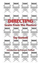 Directing : learn from the masters