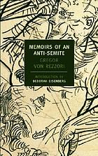 Memoirs of an anti-Semite : a novel in five stories