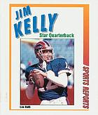 Jim Kelly, star quarterback