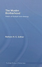 The Muslim brotherhood Hasan al-Hudaybi and ideology