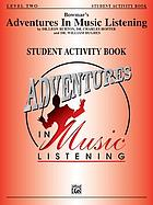 Bowmar's adventures in music listening