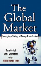 The global market : developing a strategy to manage across borders