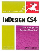 InDesign CS4 for Macintosh and Windows