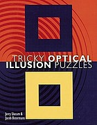 Tricky optical illusion puzzles