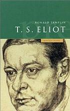 A preface to T.S. Eliot