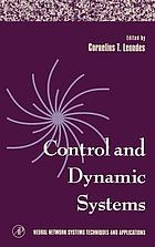 Control and dynamic systems