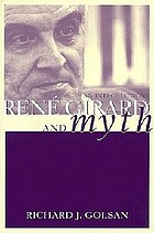 René Girard and myth : an introduction