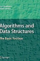 Algorithms and data structures the basic toolbox