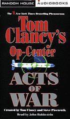 Tom Clancy's Op-Center : out of the ashes