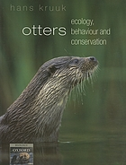 Otters ecology, behaviour, and conservation