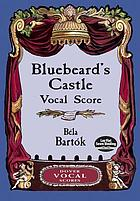 Bluebeard's castle : op. 11 : original edition, 1921Bluebeard's castle : op. 11