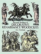 293 Renaissance woodcuts for artists and illustrators