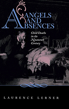 Angels and absences child deaths in the nineteenth century