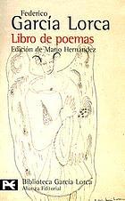 Libro de poemas : 1918-1920