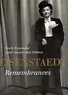 Eisenstaedt : remembrances