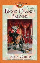 Blood orange brewing