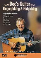 Doc's guitar the fingerpicking and flatpicking of Doc Watson
