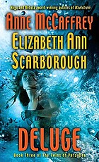Deluge : book three of the twins of Petaybee