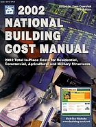 2002 national building cost manual