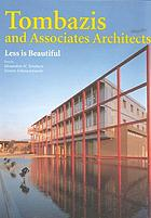 Tombazis and Associates, Architects