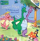 Simon says : an English-Spanish word book