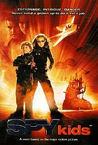 Spy kids : a novel based on the major motion picture