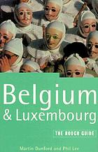 Belgium & Luxembourg, the rough guide