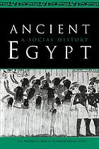 Ancient Egypt : a social history