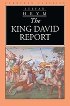 The King David report : a novel