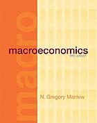 Macroeconomics; theory and policy