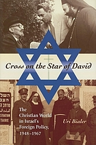 Cross on the star of David : the Christian world in Israel's foreign policy, 1948-1967