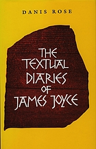 The textual diaries of James Joyce
