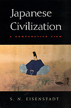 Japanese civilization : a comparative view