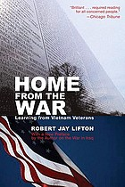 Home from the war : Vietnam veterans: neither victims nor executioners