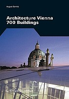 Architecture Vienna : 700 buildings