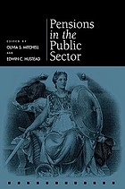 Pensions in the public sector