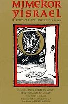 Mimekor Yisrael : classical Jewish folktales