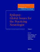 Epilepsy global issues for the practicing neurologist