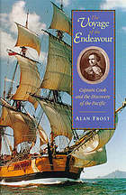 Voyage of the Endeavour : Captain Cook and the discovery of the Pacific