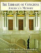 The Library of Congress : America's memory