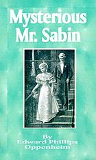 Mysterious Mr. Sabin