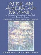 African American mosaic : a documentary history from the slave trade to the twenty-first century