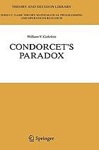 Condorcet's paradox