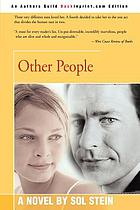 Other people : a novel