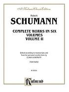 Complete works for piano solo, in six volumes