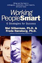 Working PeopleSmart : 6 strategies for success