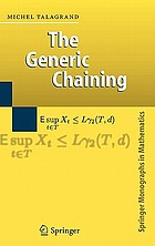 The generic chaining upper and lower bounds of stochastic processesThe generic chaining upper and lower bounds for stochastic processes