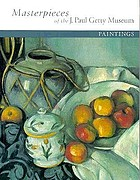 Masterpieces of the J. Paul Getty Museum