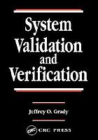 System validation and verification
