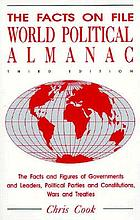 The Facts on File world political almanac